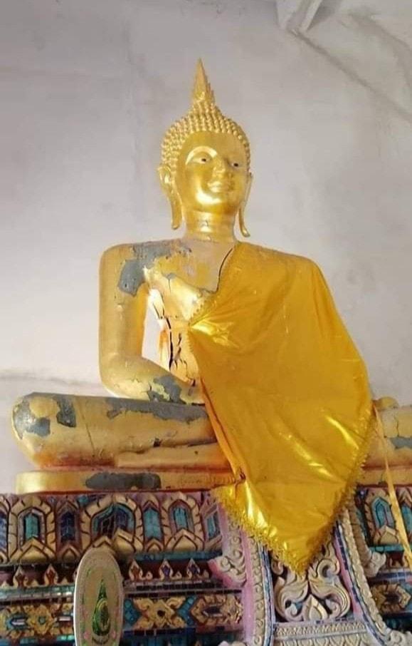 ทำบุญร่วมปิดทอง บูรณะพระประธานในโบสถ์ วัดสระพัง อ.กำแพงแสน จ.นครปฐม 1.jpg
