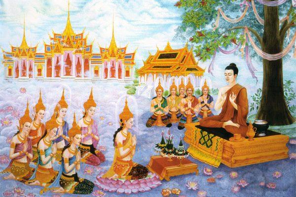 เทวดาในศาสนาพุทธ_เทพฟังธรรม_มหาบารมี_mahabaramee-600x400.jpg