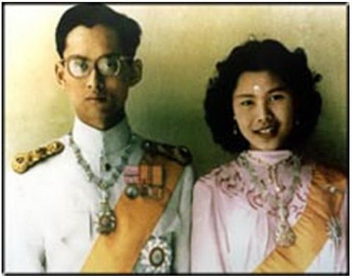 การบรมราชาภิเษกสมรส รัชกาลที่ 9